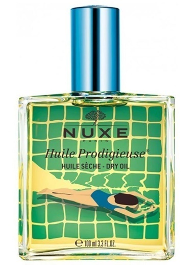 Nuxe Parfüm Vücut Yağ Renksiz